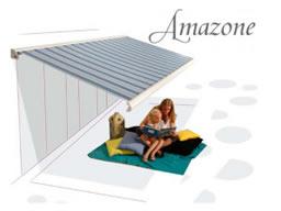 Knikarmscherm Amazone